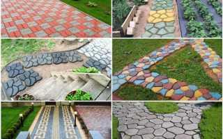 Производство цементной плитки