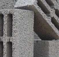 Укладка керамзитобетонных блоков