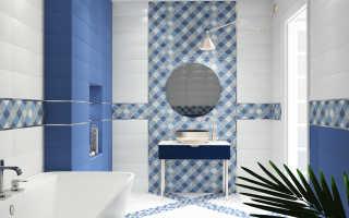 Цвета керамической плитки для ванной