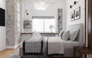 Образцы ремонта спальни