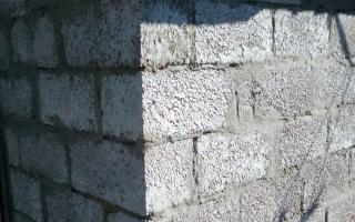Производство цементных блоков