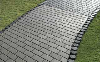 Какая тротуарная плитка