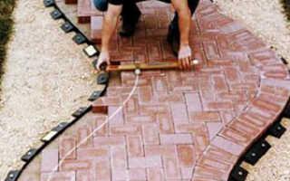 Сколько стоит геотекстиль для укладки тротуарной плитки