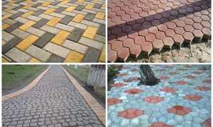 Укладка тротуарной плитки онлайн