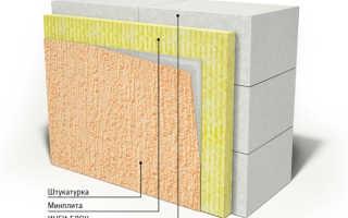 Чем утеплить бетонную стену изнутри в квартире