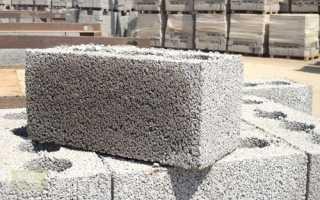 Вес плиты стеновой керамзитобетонной