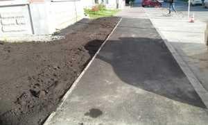 Устройство тротуара из асфальтобетонного покрытия снип
