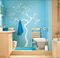Подготовка стены в ванной под покраску
