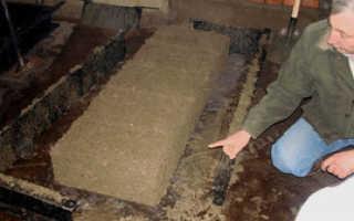 Изготовление блоков из цемента и опилок