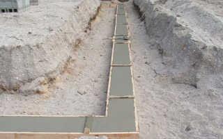 Состав бетона для фундамента на 1 куб