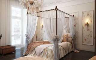Балдахины для спальни