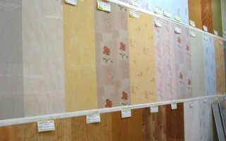 Как обшивать кухню панелями