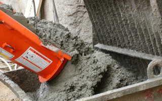 Сколько весит раствор бетона