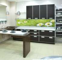 Лучшие стеновые панели для кухни