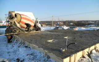 Добавки в цемент для морозостойкости