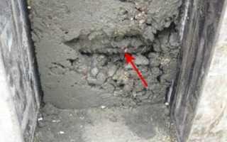 Вибраторы для укладки бетона