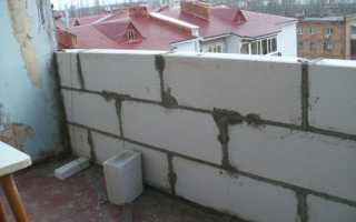 Пеноблок на цемент или клей