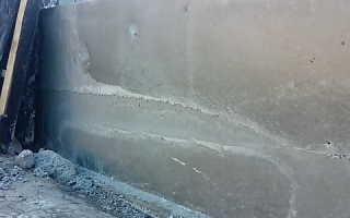 Правильные пропорции бетона для фундамента