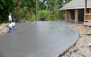 Тротуарная плитка на бетонное основание видео
