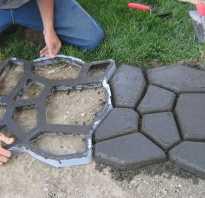 Пропорции песка и цемента для брусчатки