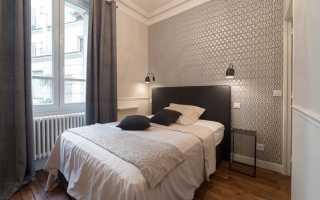Спальни во французском стиле