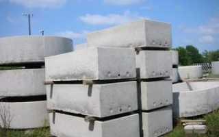 Плотность бетонной плиты