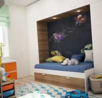 Детская комната мальчику 5 лет