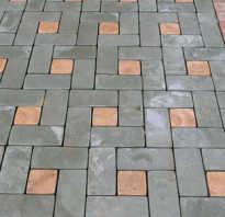 Чем помыть тротуарную плитку во дворе