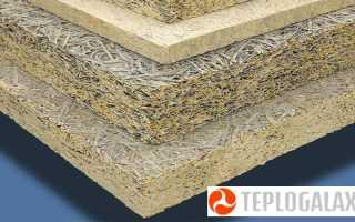 Плиты из легких ячеистых бетонов или фибролита