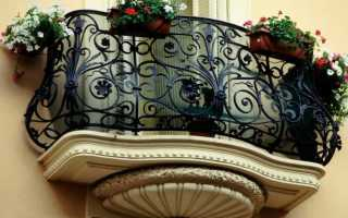 Украшения для балкона