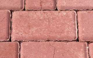 Реставрация тротуарной плитки