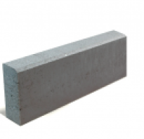 Бордюрный камень армированный