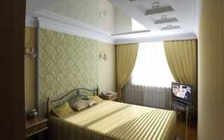 Идеи ремонта спальни в квартире