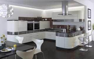 Современный стиль кухни описание
