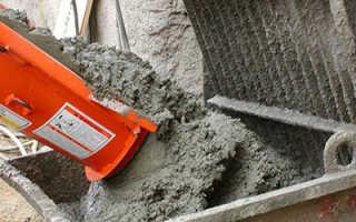 Известково цементный бетон