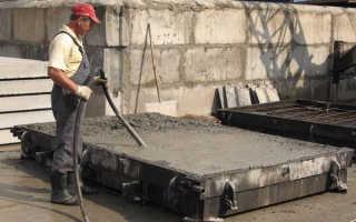 Нужно ли вибрировать бетон при заливке фундамента