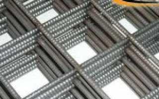 Устройство бетонной стяжки с армированием
