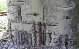 Ремонт железобетонных плит