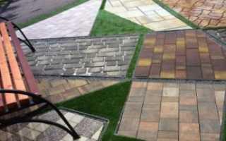Плитка тротуарная производители