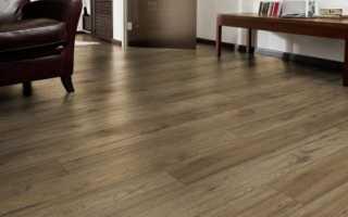 Видео укладки ламината на бетонный пол