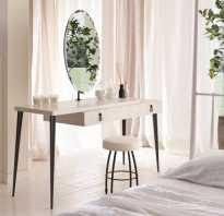 Маленький стол в спальню