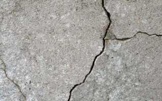 Как разбить бетонную плиту своими руками