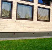 Цементные плиты для цоколя