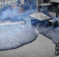 Асфальт литой для покрытий тротуаров тип ii