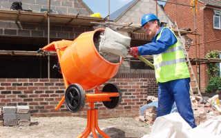Как сделать бетон для фундамента пропорции