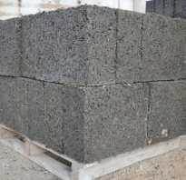 Блоки из опилок и цемента технология