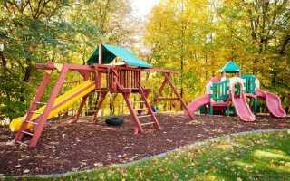 Детская площадка идеи