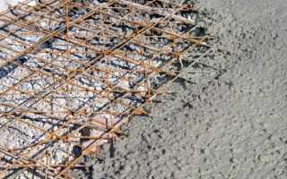 Показатель удобоукладываемости бетона