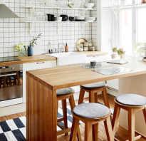 Маленькие скандинавские кухни