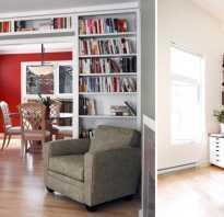 Полки для гостиной в современном стиле